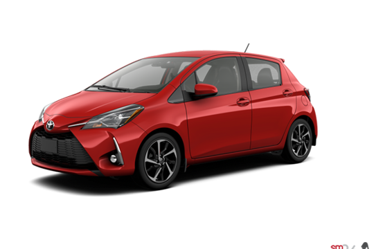 2018 Toyota Yaris Hatchback 5-DOOR SE