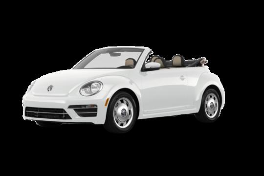 2018 Volkswagen Beetle Convertible COAST
