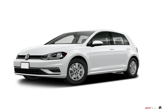 2018 Volkswagen Golf 5-door TRENDLINE