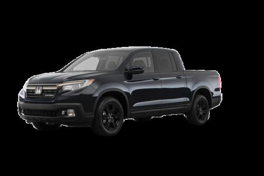 Honda Ridgeline BLACK EDITION 2019