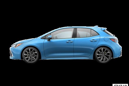 Toyota Corolla Hatchback À VENIR 2019