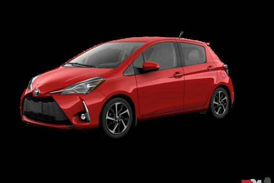 2019 Toyota Yaris Hatchback 5dr Se Starting At 19 950