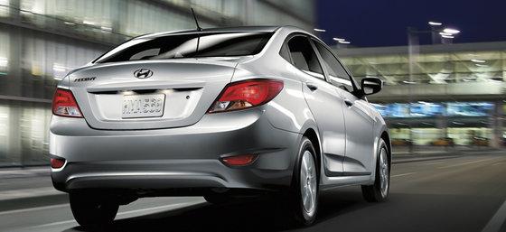 Hyundai Accent 2015 : toujours dans le coup