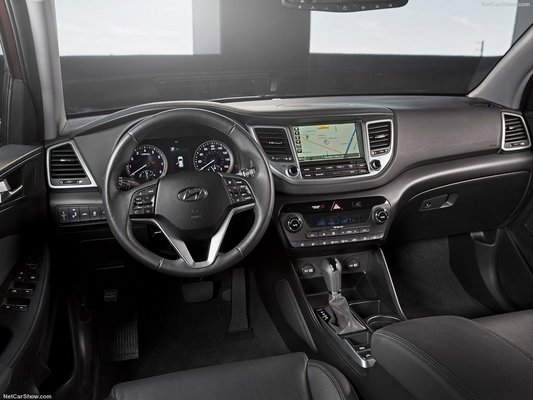 Le nouveau Hyundai Tucson 2016 essayé par les journalistes