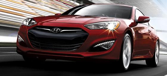 Hyundai Genesis coupé 2015 : la sportive qui s'assume
