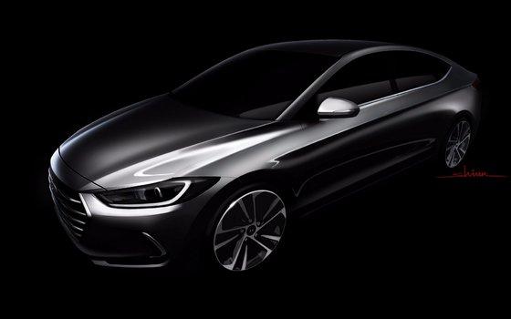 Hyundai dévoile la première image de la prochaine Élantra