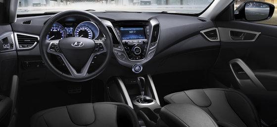 Hyundai Veloster 2015 – Un style unique et une consommation raisonnable
