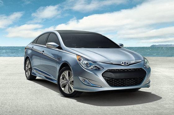 La Hyundai Sonata Hybride 2016 dévoilée