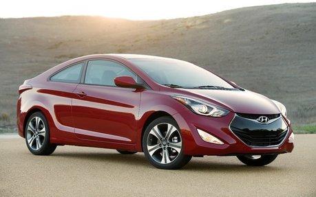 Hyundai Elantra, dans le mille