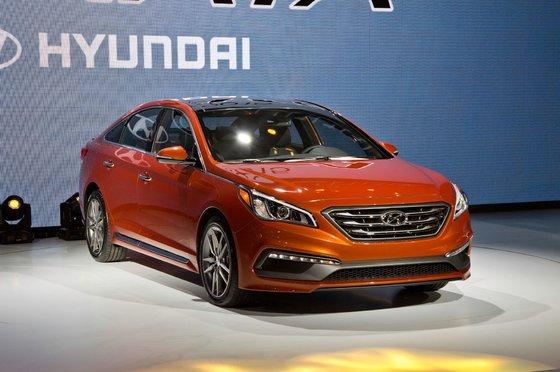 Trois choses que l'on adore de la nouvelle Hyundai Sonata 2015