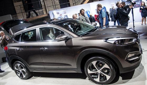 Le Hyundai Tucson 2016 sera dévoilé à Genève