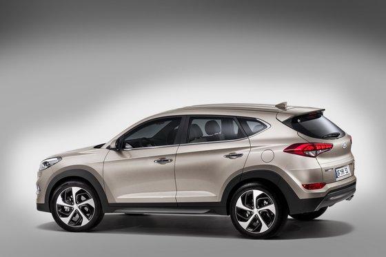 Voici le nouveau Hyundai Tucson 2016