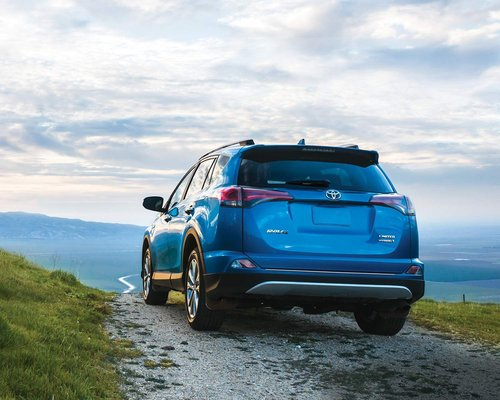 Honda CR-V 2018 vs Toyota RAV4 2018 à Amherst | Amherst Toyota
