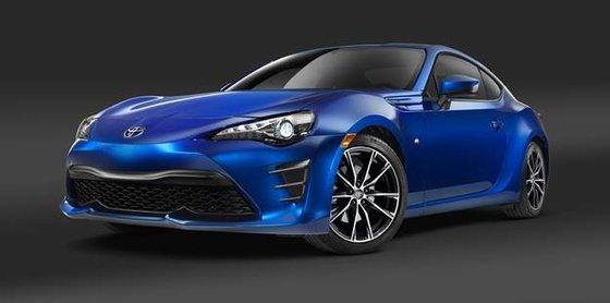 La FR-S rebaptisée Toyota 86