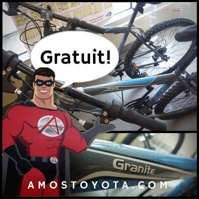 Prêts de vélos pendant vos entretiens