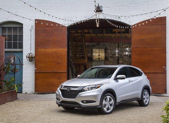 Honda HR-V 2016 : la nouvelle référence