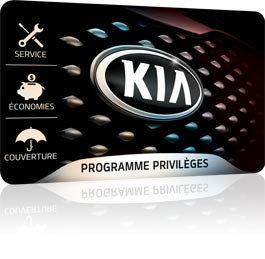 Programme privilèges Kia