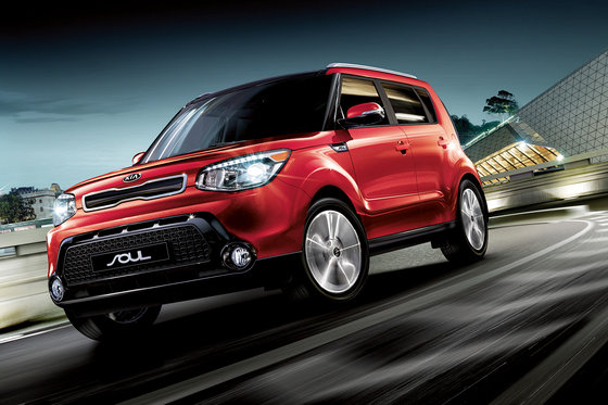 Kia Canada Inc  reports 7,692 vehicles sold in August, up 15