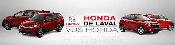 Les VUS Honda 2017-2018 disponibles chez votre concessionnaire Honda de Laval!