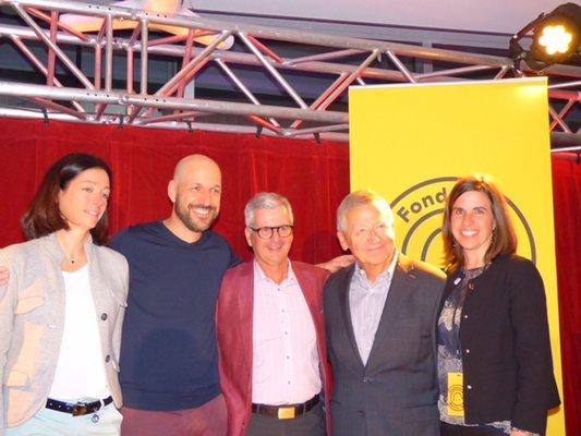 Lévis Honda s'implique dans la Fondation Martin-Matte!