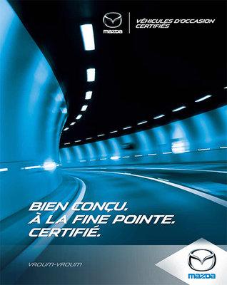 Véhicules Certifiés Mazda