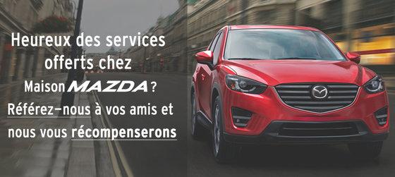 Réfères Maison Mazda