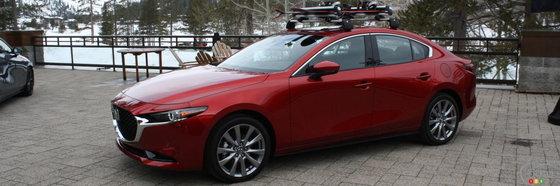 Premier essai de la Mazda3 2019 : De la nature à l'œuvre d'art