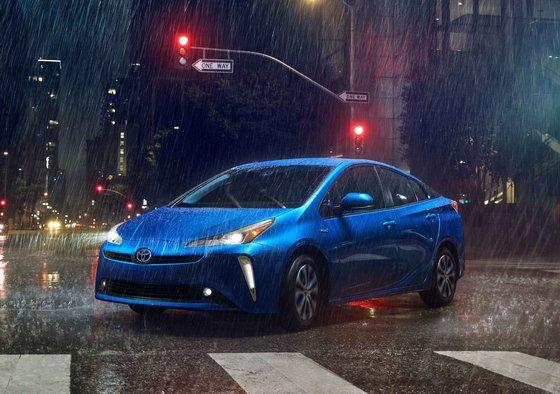 Communiqué de presse - Prius awd-e 2019
