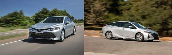 La Toyota Prius Prime : un petit bijou de technologie, chez Longueuil Toyota