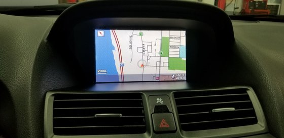Acura TL W/Tech Pkg 2012 (11/21)