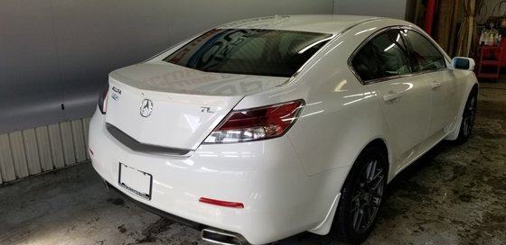 Acura TL W/Tech Pkg 2012 (4/21)