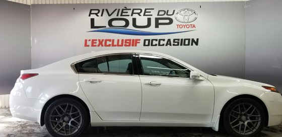 Acura TL W/Tech Pkg 2012 (1/21)