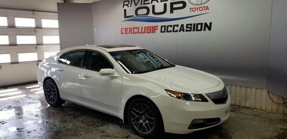Acura TL W/Tech Pkg 2012 (2/21)