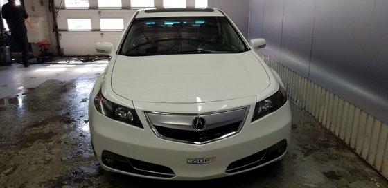 Acura TL W/Tech Pkg 2012 (5/21)