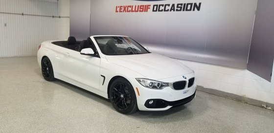 BMW 4 Series CONVERTIBLE 2014 (6/22)