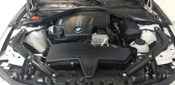 BMW 4 Series CONVERTIBLE 2014 (21/22)