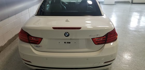 BMW 4 Series CONVERTIBLE 2014 (8/22)