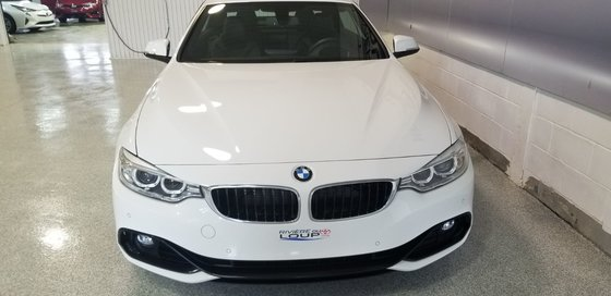 BMW 4 Series CONVERTIBLE 2014 (7/22)