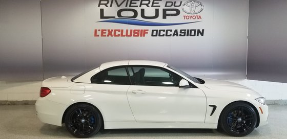 BMW 4 Series CONVERTIBLE 2014 (3/22)