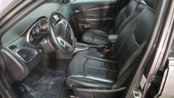 Chrysler 200 Limited 2014 CUIR,TOIT,PNEUS HIVER (19/21)