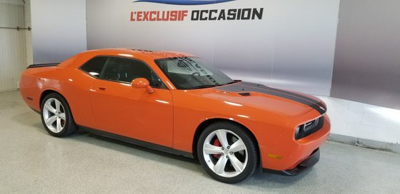 2008 Dodge Challenger SRT8 6.1 L  SPECIAL EDITION SEULEMENT 500 CANADA (5/22)