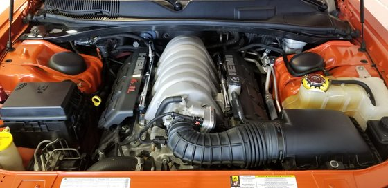 2008 Dodge Challenger SRT8 6.1 L  SPECIAL EDITION SEULEMENT 500 CANADA (19/22)
