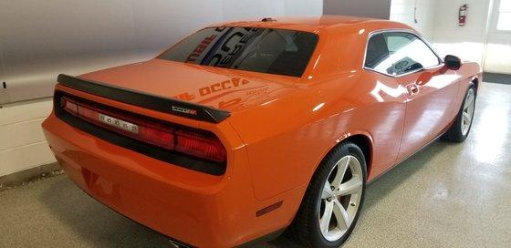 2008 Dodge Challenger SRT8 6.1 L  SPECIAL EDITION SEULEMENT 500 CANADA (3/22)