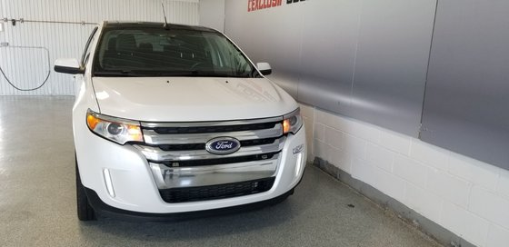 2013 Ford Edge SEL TOIT PANORAMIQUE CUIR AWD (4/20)