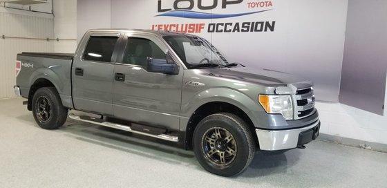 2013 Ford F-150 XLT (2/19)