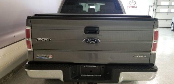 2013 Ford F-150 XLT (3/19)