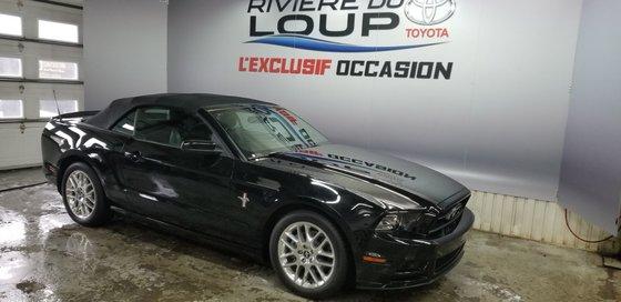 Ford Mustang V6 Premium CONVERTIBLE 2013 CONVERTIBLE (6/23)
