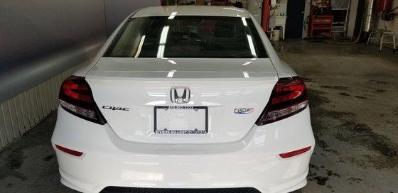 Honda Civic Coupe EX 2014 (3/21)