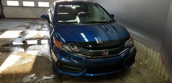 Honda Civic Coupe EX, ROUES ET PNEUS HIVER INCLUS 2014 (4/20)