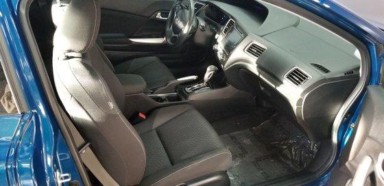 Honda Civic Coupe EX, ROUES ET PNEUS HIVER INCLUS 2014 (17/20)
